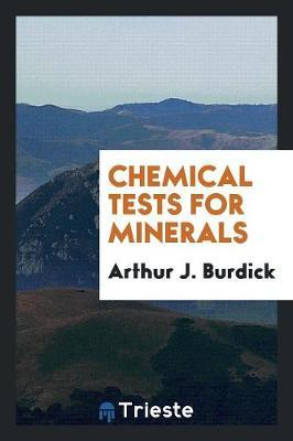 Chemical Tests for Minerals