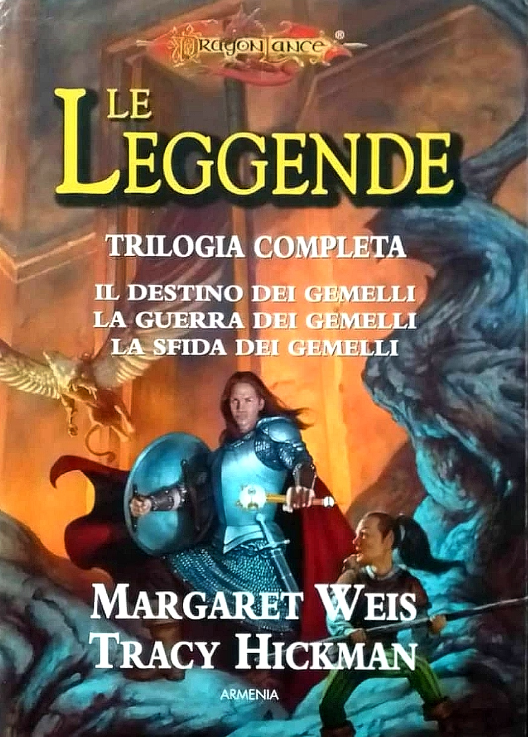 Dragonlance: Le Leggende