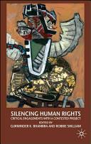 Silencing human rights