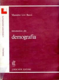 Introduzione alla demografia