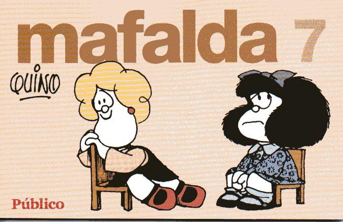 Mafalda #7 (de 14)