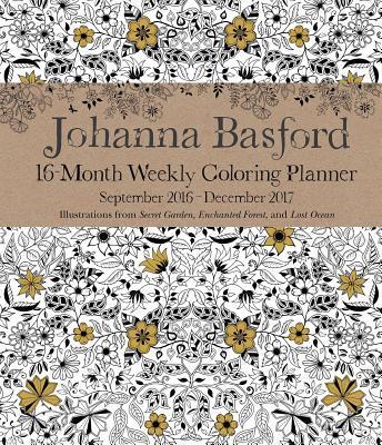 Johanna Basford 2016...