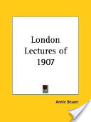 London Lectures of 1...