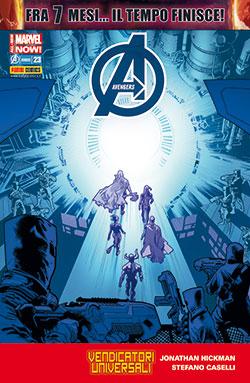 Avengers n. 38