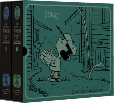The Complete Peanuts, Vols. 23-24