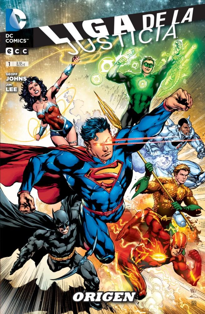 La Liga de la Justicia Vol.1