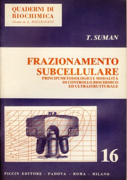 Frazionamento subcellulare