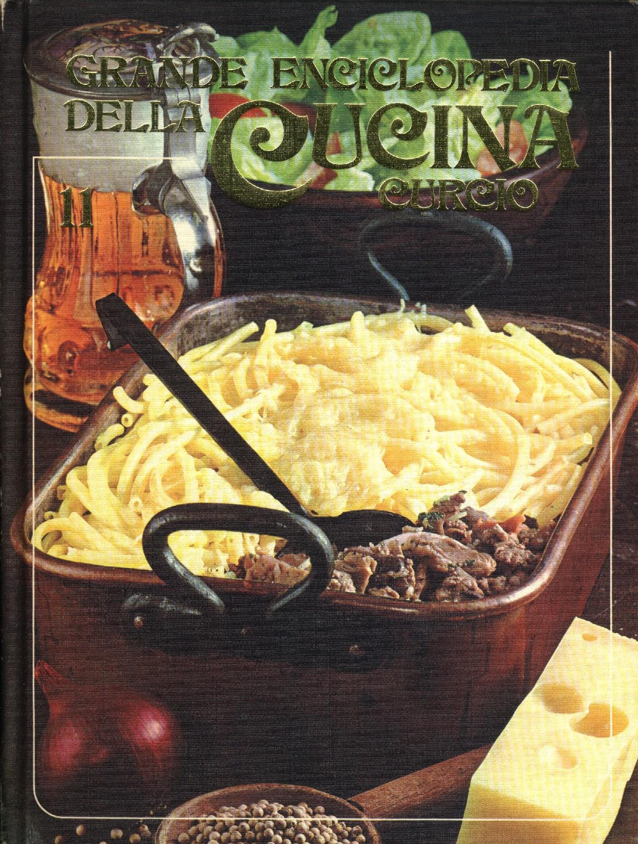 Grande Enciclopedia della Cucina Vol. 11 (gov-kes)