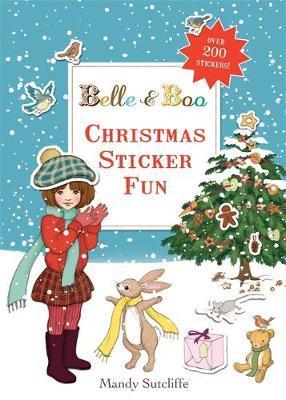 Christmas Sticker Fun
