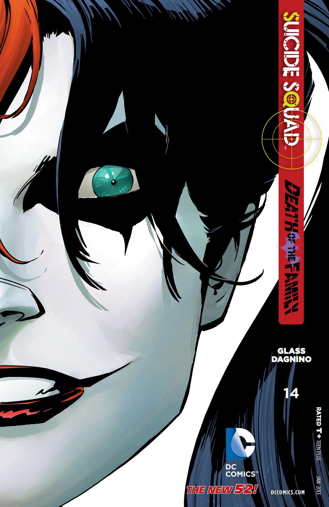 Suicide Squad Vol.4 #14