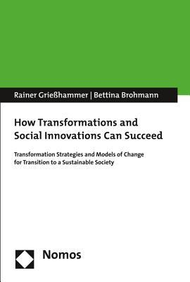 How Transformations and Social Innovations Can Succeed