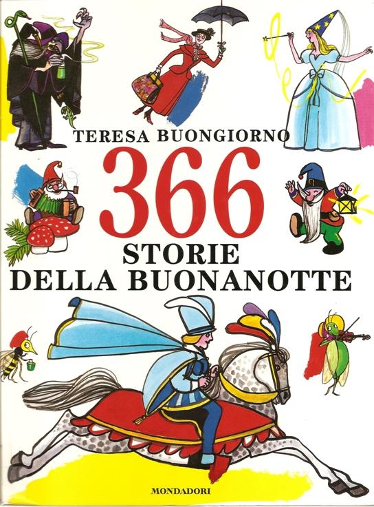 366 storie della buonanotte