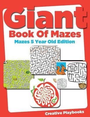 Giant Book of Mazes ...