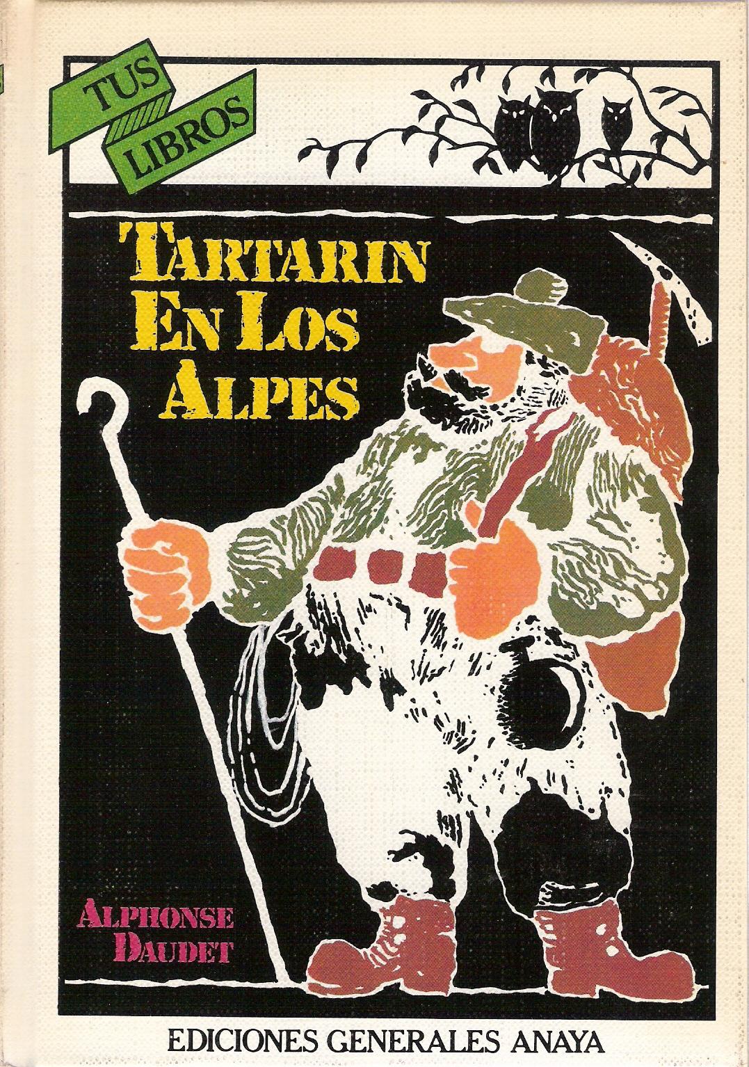 Tartarín en los Alpes