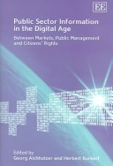 Public Sector Information in the Digital Age