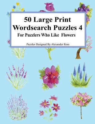 50 Wordsearch Puzzles
