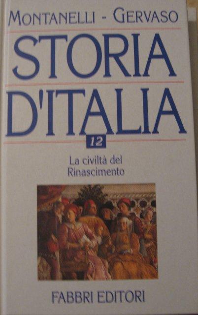 Storia d'Italia - volume 12