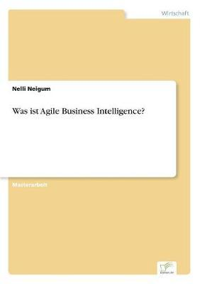 Was ist Agile Business Intelligence?