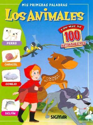 Mis primeras palabras Los animales / My First Words Animals