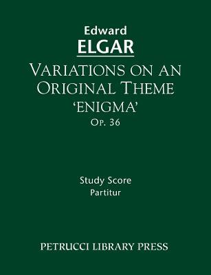 Variations on an Original Theme 'Enigma', Op.36
