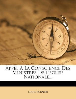 Appel La Conscience Des Ministres de L'Eglise Nationale.