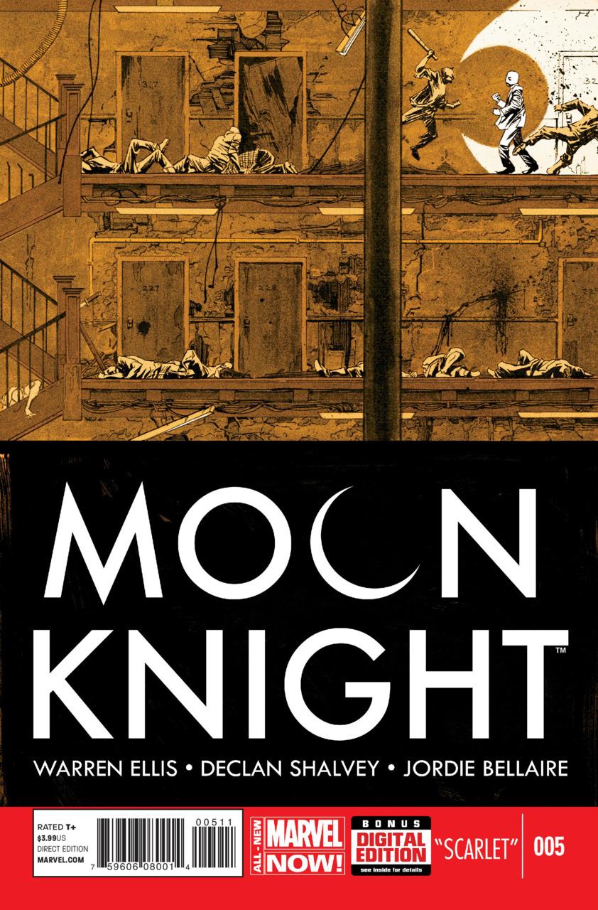 Moon Knight Vol.5 #5