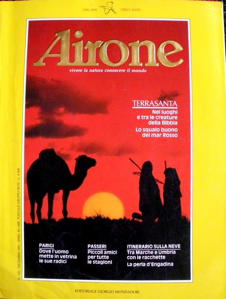 Airone - Anno XI - n. 128