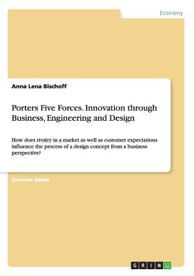 Porters Five Forces. Innovation through Business, Engineering and Design
