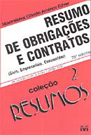 Resumo de Obrigações e Contratos