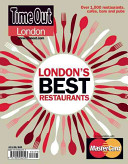 Time Out London's Best Restaurants
