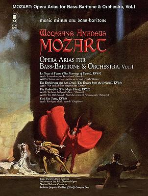 Mozart Opera Arias for Bass-baritone With Orchestra