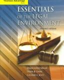 Essentials of Legal ...