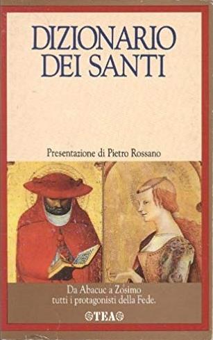 Dizionario dei santi