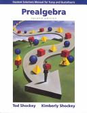 Prealgebra, 2nd edit...