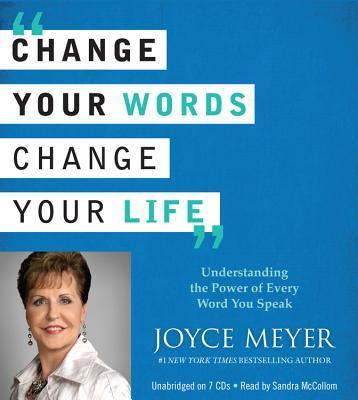 Change Your Words, C...
