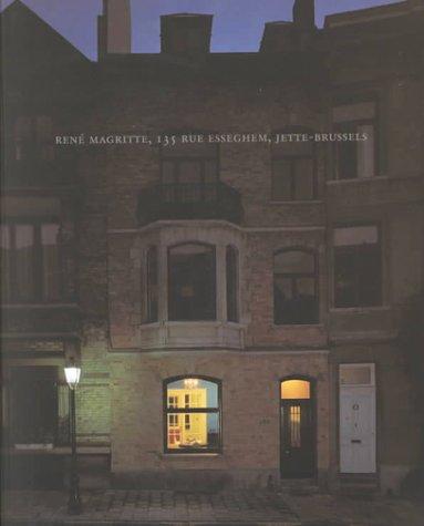René Magritte, 135 Rue Esseghem, Jette-Brussels