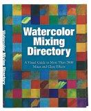 Watercolor Mixing Di...