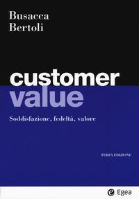 Customer value. Sodd...