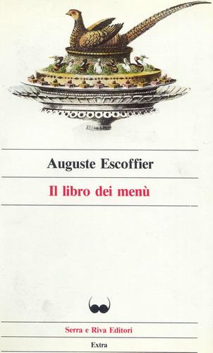 Il libro dei menù
