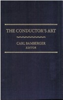 The Conductor's Art