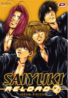 Saiyuki Reload 2