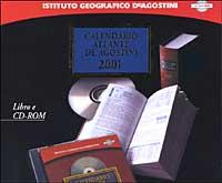 Calendario atlante De Agostini 2001