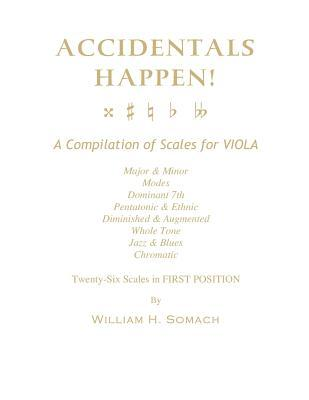 A Compilation of Scales for Viola in First Position