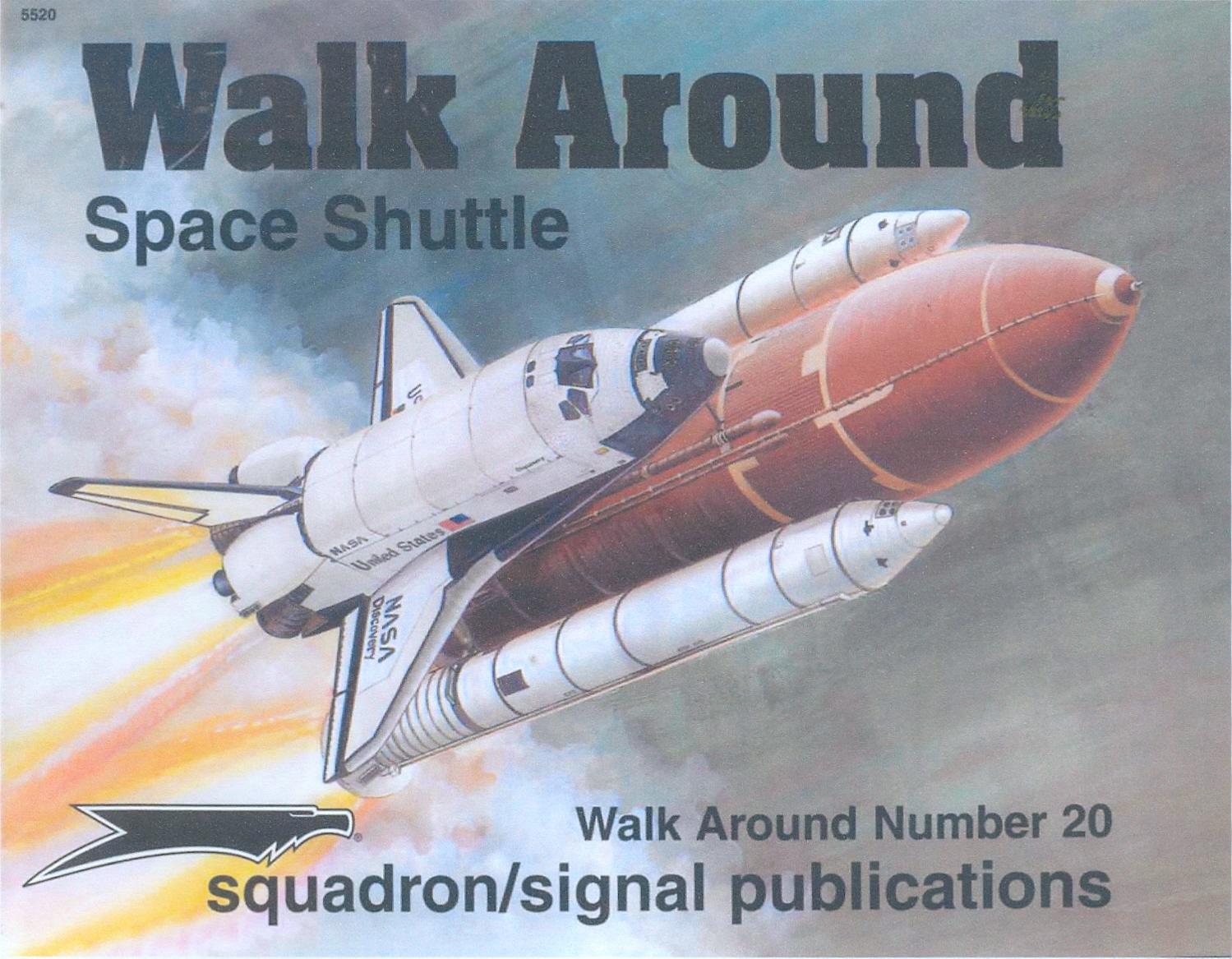 Space Shuttle - Walk Around No. 20