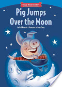 Pig Jumps Over the Moon
