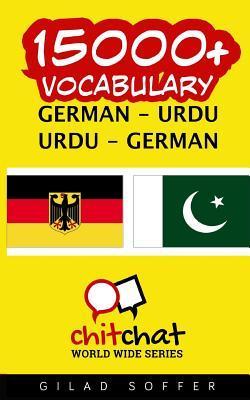 15000+ German Urdu Urdu-german Vocabulary