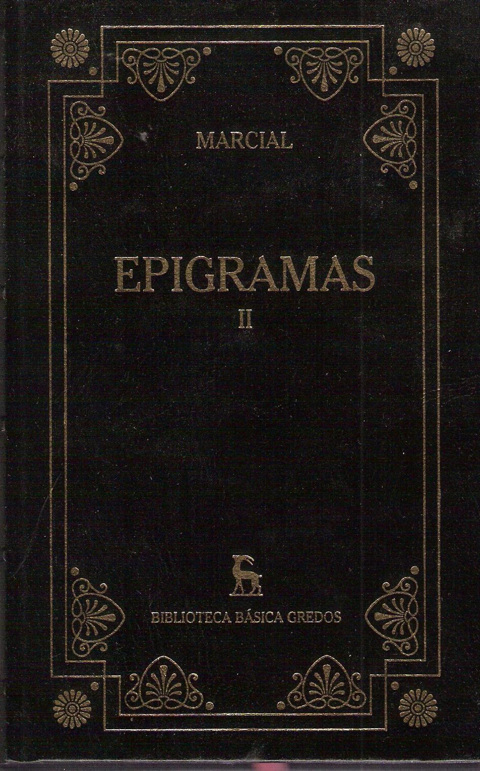 Epigramas II