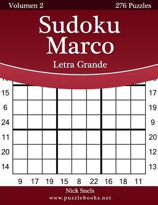 Sudoku Marco Impresiones