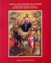 Studi e restauri per Moncalieri