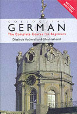 Colloquial German. The complete course for beginners